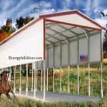 C-660  A-Frame vertical roof 12-gauge 16' wide x 35' long with 12' legs (4) 25' vertical panels (2) Vertical gable ends